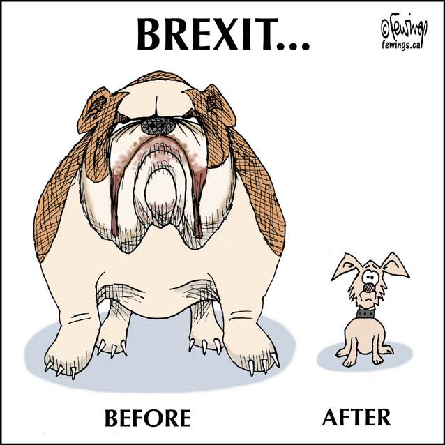 Brexit   Fewings Cartoons